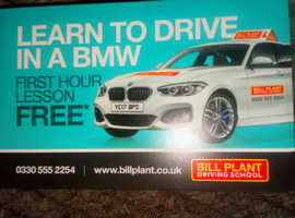 Learn to drive in a BMW!