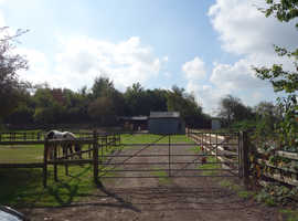 STABLE AND GRAZING HANWORTH MIDDLESEX