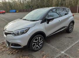 Renault Captur, 2016 (66) Silver hatchback, Manual Petrol, 27000 miles