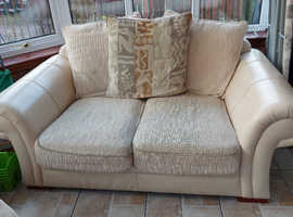 Free Two seater and Chair