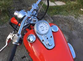 Harley Davidson shovelhead  fxr motorcycle