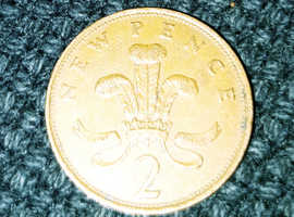 Coin, 2p 1980