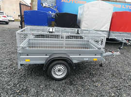 NEW Trailer 6x4 with 40cm mesh £650