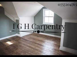 Professional carpentry services