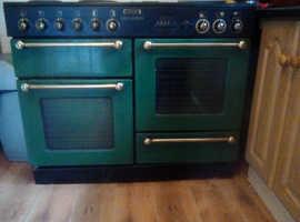 Rangemaster range cooker - free to collect.