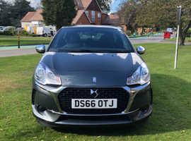 DS3 2016 (66) Grey Hatchback, Manual Petrol, 35200