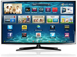 Samsung smarter TV