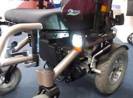 Kymco Powered Wheelchair