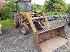 INTERNATIOMAL 258 Tractor Loader