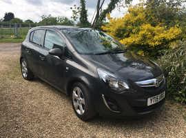 Vauxhall Corsa, 1.4 SXi, 2015 (15), Manual Petrol, 42,700 miles