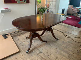 Free Heavy brown furniture table