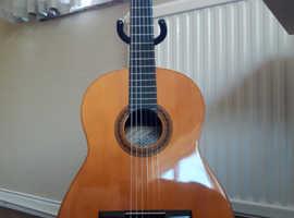 Vintage 1970s acoustic guitar jose mas y mas handmade valencia