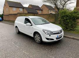 Vauxhall Astra van 1.9 cdti sportive automatic