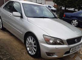Lexus Is, 2005 (05) Silver Saloon, Automatic Petrol,  history warranty