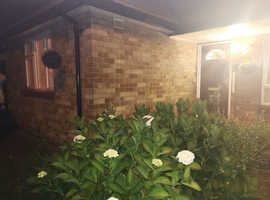 Semi DET BUNGALOW   house swap from Knottingley ,  west yorks to  mid Cornwall