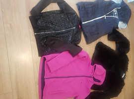 Girls coat bundle