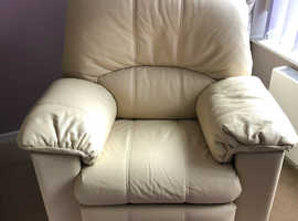 Aldiss GPlan  leather armchair