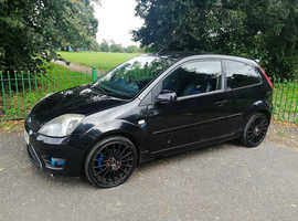 FIESTA ST 2.0L 16v, 2007 REG, NO MOT, TINTED WINDOWS, AIR CON, HALF LEATHER, IDEAL FOR TRACK DAYS