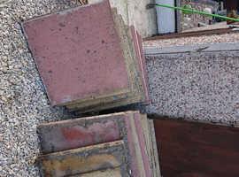 Free garden slabs leeds