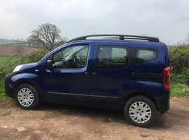 Peugeot BIPPER, 2011 (11) Blue MPV, Manual Diesel, 69,544 miles