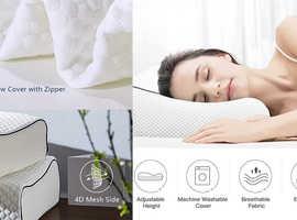 Vesgantti Memory Foam Contour Pillow