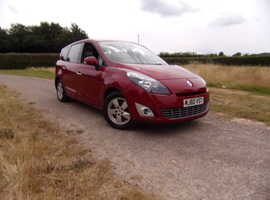 Renault Grand Scenic DY-IQUE T-T DCI FAP
