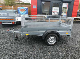 NEW Trailer 6x4 with 40cm mesh £650 in Kirkcaldy