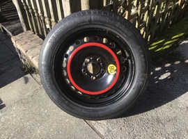 "FORD SPACE SAVER SPARE WHEEL. 16"". 5 STUD."