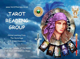 ONLINE TAROT READING GROUP