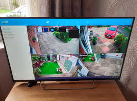 CCTV supplied and installed York based comes with warranty and remote viewing also