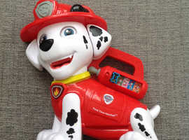 Paw Patrol Marshall Phonics Education toy