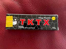 TKTX numbing cream