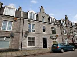 1 bedroom flat on Elmbank Road AB24 near University