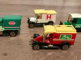 Vintage Highly Collectable Diecast Trucks