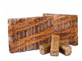 VERDO   NOT  BLAZERS HEAT LOGS  Firewood  log burner