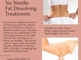 No Needle Fat Dissolving Treatments