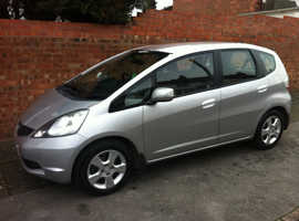 HONDA JAZZ I-VTEC ES (NEW SHAPE) 1.4L, 2010 REG, NICE SPEC WITH AIR CON