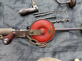 Vintage tools and collectables