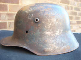 German helmet M18