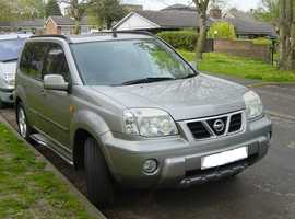Classic Nissan X Trail 51 plate in good order.