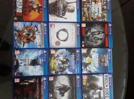 15 PS4 games