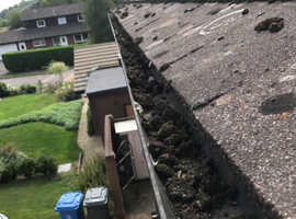 Gutter clearance services