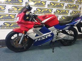Honda NSR 125cc 2002 2 Stroke Rare Classic Racing Bike ( RIDE AT 17)