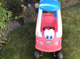 Littles tykes car