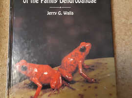 Tfh Poison Frogs , rare book.