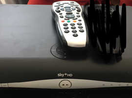 1 x sky + HD boxes and controllers