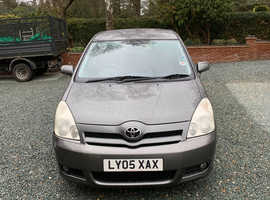 05 Toyota Corolla verso 7 seats Long MOT! Low Miles