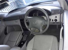 Mercedes C CLASS, 2003 (03) Purple Saloon, Automatic Diesel, 87,379 miles