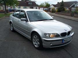 BMW 316ISE, 2003, Manual 1.8 Petrol, 104,000 miles, 1yr Mot