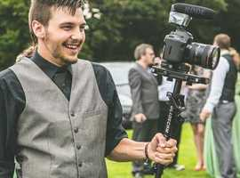 Would you like your wedding or special occasion filmed for free?